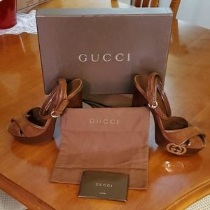 Womens Gucci Heel